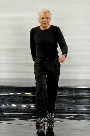 Показ Ralph Lauren коллекции сезона Осень-зима 2011-2012 года prêt-à-porter - www.elle.ru - Подиум - фото 235276