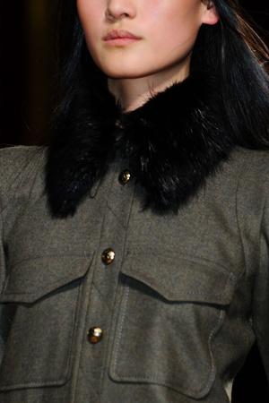 Показ Barbara Bui коллекции сезона Осень-зима 2012-2013 года Prêt-à-porter - www.elle.ru - Подиум - фото 375426
