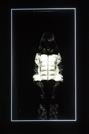 Показ Moncler Grenoble коллекции сезона Осень-зима 2014-2015 года prêt-à-porter - www.elle.ru - Подиум - фото 576928