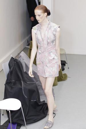 Показ Atelier Gustavo Lins коллекции сезона Осень-зима 2010-2011 года Haute couture - www.elle.ru - Подиум - фото 167275