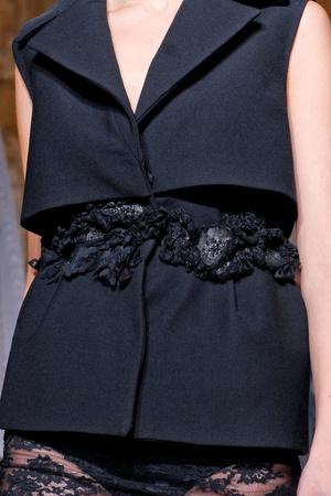 Показ Giambattista Valli коллекции сезона Весна-лето 2012 года Haute couture - www.elle.ru - Подиум - фото 331082