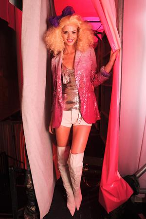 Показ Barbie коллекции сезона Осень-зима 2012-2013 года prêt-à-porter - www.elle.ru - Подиум - фото 346177