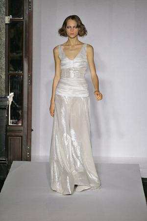 Показ Cher Michel Klein коллекции сезона Весна-лето 2009 года Prêt-à-porter - www.elle.ru - Подиум - фото 84395