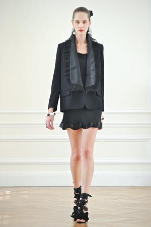 Показ Alexis Mabille коллекции сезона Осень-зима 2010-2011 года haute couture - www.elle.ru - Подиум - фото 167579