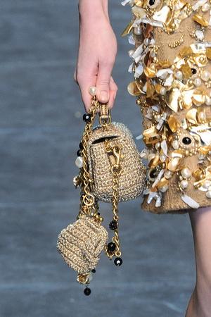 Показ Dolce & Gabbana коллекции сезона Осень-зима 2012-2013 года Prêt-à-porter - www.elle.ru - Подиум - фото 368232