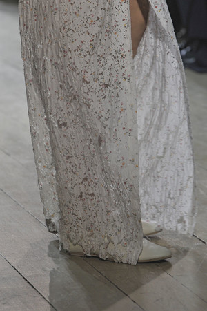 Показ Yohji Yamamoto коллекции сезона Весна-лето 2010 года prêt-à-porter - www.elle.ru - Подиум - фото 121122