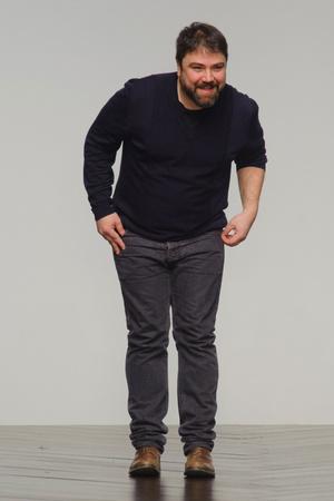 Показ Emilio de la Morena коллекции сезона Осень-зима 2013-2014 года Prêt-à-porter - www.elle.ru - Подиум - фото 512096