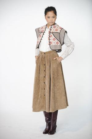 Показ Alice Ritter коллекции сезона Осень-зима 2011-2012 года prêt-à-porter - www.elle.ru - Подиум - фото 227975