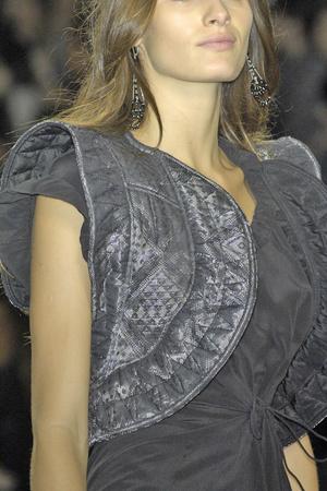 Показ Isabel Marant коллекции сезона Весна-лето 2009 года prêt-à-porter - www.elle.ru - Подиум - фото 85025