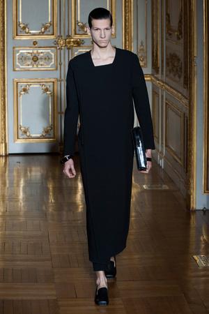 Показ Rad Hourani коллекции сезона Весна-лето 2014 года Haute couture - www.elle.ru - Подиум - фото 575271