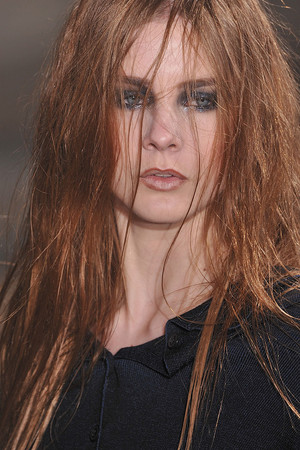 Показ Vivienne Westwood коллекции сезона Осень-зима 2009-2010 года prêt-à-porter - www.elle.ru - Подиум - фото 100210