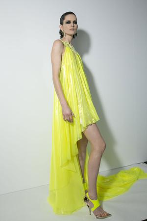 Показ Atelier Versace коллекции сезона Весна-лето 2013 года haute couture - www.elle.ru - Подиум - фото 477715