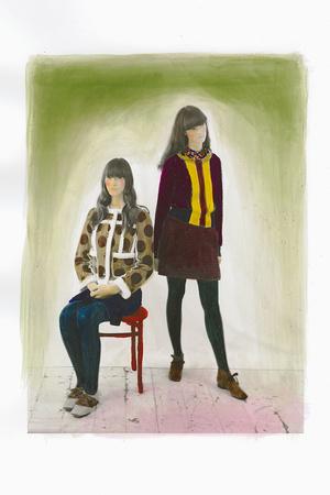 Показ Eley Kishimoto коллекции сезона Осень-зима 2010-2011 года Prêt-à-porter - www.elle.ru - Подиум - фото 149296