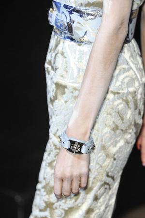 Показ Vivienne Westwood Red Label коллекции сезона Весна-лето 2014 года Prêt-à-porter - www.elle.ru - Подиум - фото 563883