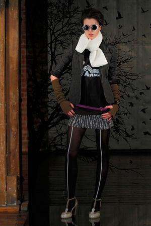 Показ Gant by Michael Bastian коллекции сезона Осень-зима 2011-2012 года Prêt-à-porter - www.elle.ru - Подиум - фото 227401