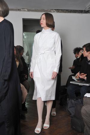 Показ Adeline Andre коллекции сезона Весна-лето 2009 года Haute couture - www.elle.ru - Подиум - фото 86149