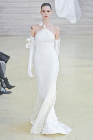 Показ Alexis Mabille коллекции сезона Весна-лето 2011 года haute couture - www.elle.ru - Подиум - фото 214844