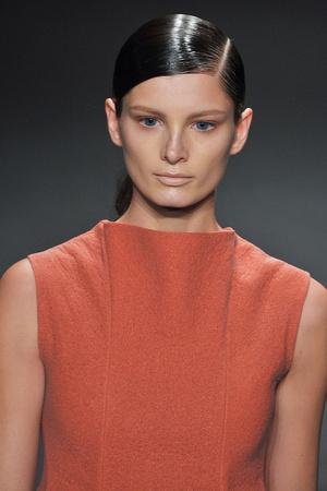 Показ Calvin Klein Collection коллекции сезона Осень-зима 2012-2013 года Prêt-à-porter - www.elle.ru - Подиум - фото 350856
