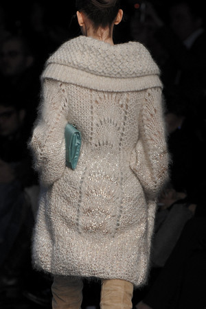 Показ Ermanno Scervino коллекции сезона Осень-зима 2009-2010 года Prêt-à-porter - www.elle.ru - Подиум - фото 95338