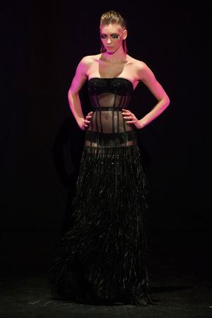 Показ Serkan Cura коллекции сезона Весна-лето 2014 года Haute couture - www.elle.ru - Подиум - фото 575326