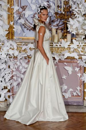 Показ Alexis Mabille коллекции сезона Весна-лето 2014 года haute couture - www.elle.ru - Подиум - фото 574430