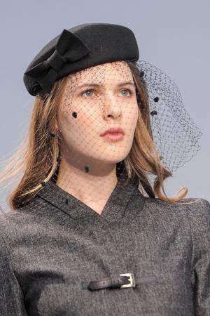 Показ Agnes B. коллекции сезона Осень-зима 2013-2014 года Prêt-à-porter - www.elle.ru - Подиум - фото 546145