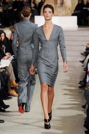 Показ Bouchra Jarrar коллекции сезона Весна-лето 2012 года Haute couture - www.elle.ru - Подиум - фото 330137