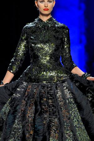 Показ Jean Paul Gaultier коллекции сезона Осень-зима 2011-2012 года Haute couture - www.elle.ru - Подиум - фото 279346