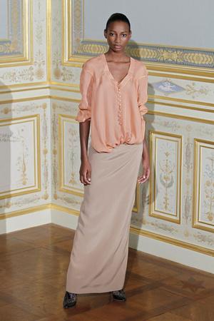 Показ Anne Valerie Hash коллекции сезона Осень-зима 2011-2012 года Haute couture - www.elle.ru - Подиум - фото 276951