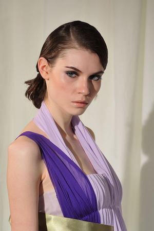 Показ Dominique Sirop коллекции сезона Весна-лето 2009 года Haute couture - www.elle.ru - Подиум - фото 86503