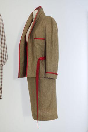 Показ Junko Shimada коллекции сезона Весна-лето 2012 года prêt-à-porter - www.elle.ru - Подиум - фото 313022