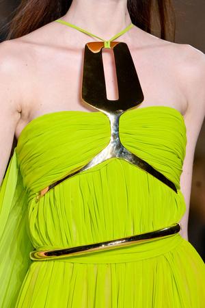 Показ Stephane Rolland коллекции сезона Весна-лето 2012 года Haute couture - www.elle.ru - Подиум - фото 331555