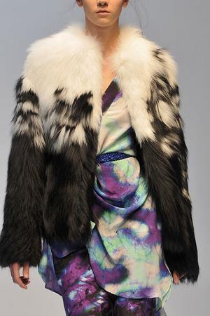 Показ Cathy Pill коллекции сезона Весна-лето 2009 года Haute couture - www.elle.ru - Подиум - фото 86204