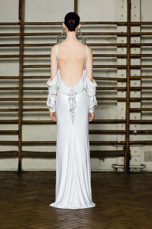 Показ Givenchy коллекции сезона Весна-лето 2012 года Haute couture - www.elle.ru - Подиум - фото 332733