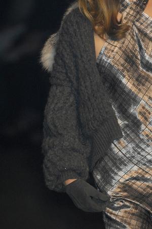 Показ Hermes коллекции сезона Осень-зима 2009-2010 года Prêt-à-porter - www.elle.ru - Подиум - фото 98634