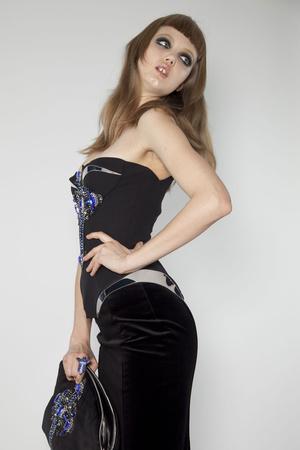 Показ Versace коллекции сезона Осень-зима 2012-2013 года prêt-à-porter - www.elle.ru - Подиум - фото 366495