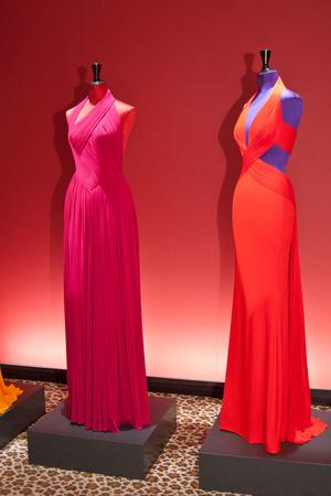 Показ Herve L. Leroux коллекции сезона Весна-лето 2013 года Haute couture - www.elle.ru - Подиум - фото 480984