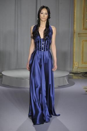 Показ Dominique Sirop коллекции сезона Осень-зима 2009-2010 года haute couture - www.elle.ru - Подиум - фото 87460