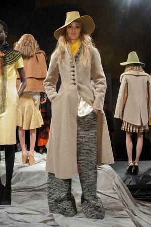 Показ Chris Benz коллекции сезона Осень-зима 2011-2012 года Prêt-à-porter - www.elle.ru - Подиум - фото 229546
