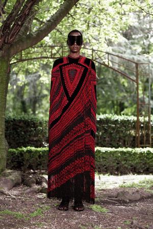 Показ Givenchy коллекции сезона Осень-зима 2012-2013 года Haute couture - www.elle.ru - Подиум - фото 404592