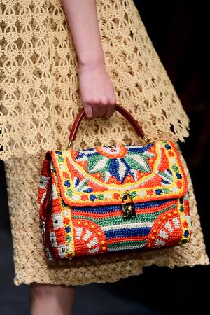 Показ Dolce & Gabbana коллекции сезона Весна-лето 2013 года prêt-à-porter - www.elle.ru - Подиум - фото 446711