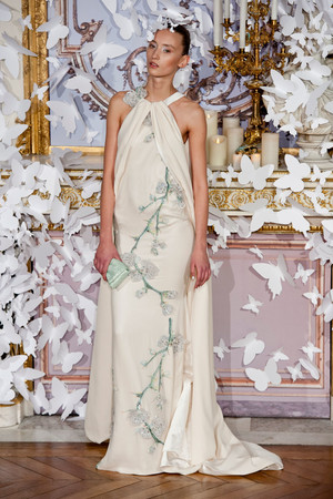Показ Alexis Mabille коллекции сезона Весна-лето 2014 года haute couture - www.elle.ru - Подиум - фото 574423