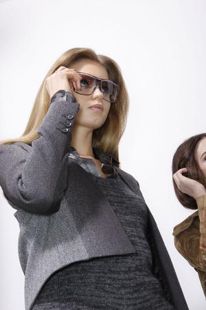 Показ Gucci коллекции сезона Осень-зима 2010-2011 года Prêt-à-porter - www.elle.ru - Подиум - фото 152328