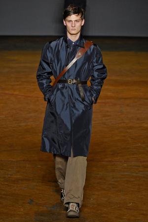 Показ Marc by Marc Jacobs коллекции сезона Осень-зима 2011-2012 года prêt-à-porter - www.elle.ru - Подиум - фото 231488