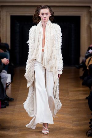 Показ Maurizio Galante коллекции сезона Весна-лето 2013 года haute couture - www.elle.ru - Подиум - фото 477143