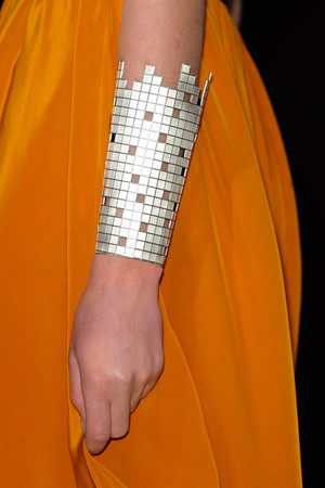 Показ Maxime Simoens коллекции сезона Весна-лето 2012 года Haute couture - www.elle.ru - Подиум - фото 333601