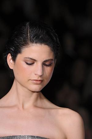 Показ Amanda Wakeley коллекции сезона Весна-лето 2009 года prêt-à-porter - www.elle.ru - Подиум - фото 77335