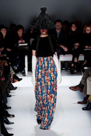 Показ Schiaparelli коллекции сезона Весна-лето 2014 года haute couture - www.elle.ru - Подиум - фото 574217