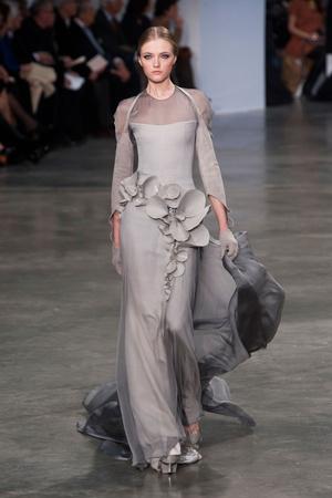 Показ Stephane Rolland коллекции сезона Весна-лето 2013 года Haute couture - www.elle.ru - Подиум - фото 479754