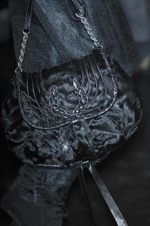 Показ Nina Ricci коллекции сезона Осень-зима 2009-2010 года Prêt-à-porter - www.elle.ru - Подиум - фото 99491